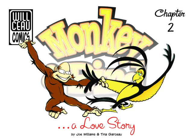 Monkey & Bird Chapter Two
