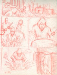 Thumbnail for a comic page