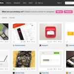 Dribble.com Screenshot
