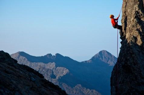 The Skye Ridge