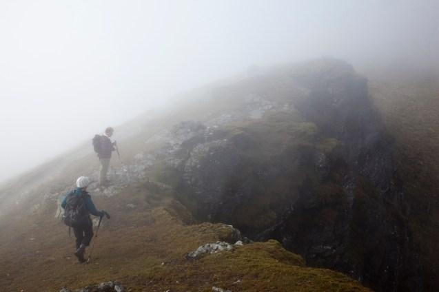 Parents on the ridge