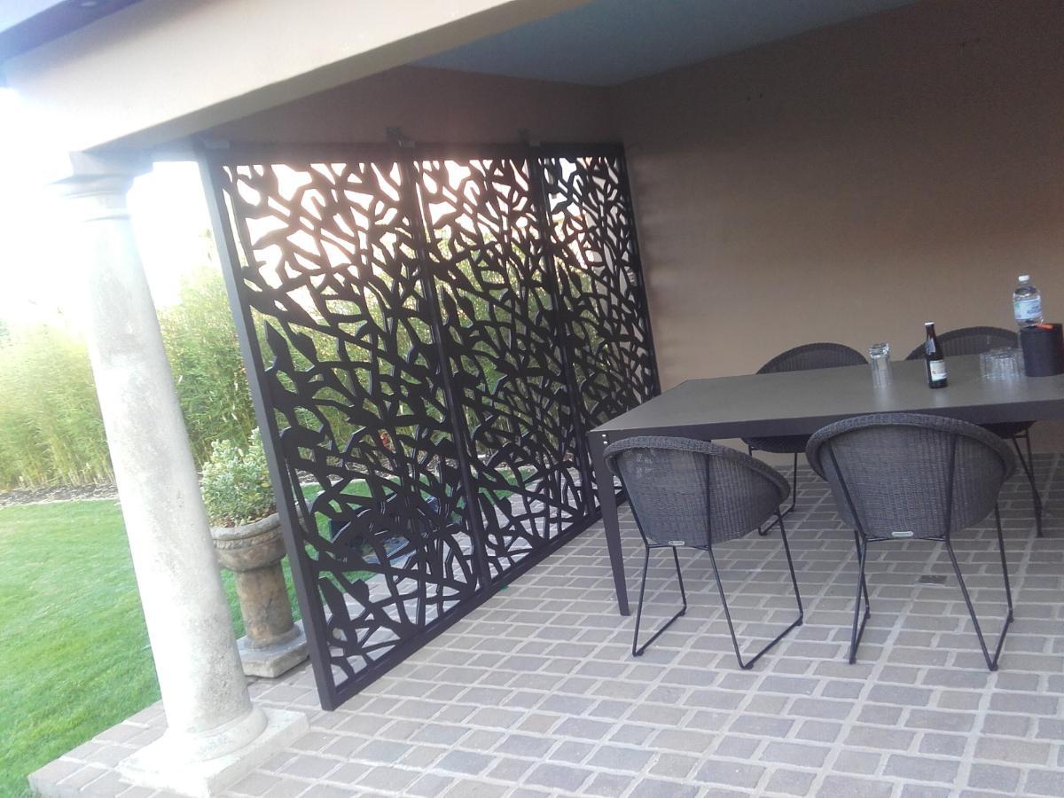 Brise Vue De Jardin Imprime - Décoration de maison idées de design d ...