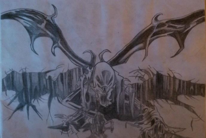 Avenged Sevenfold death bat