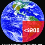 A quarter of the world lives under $200 a year