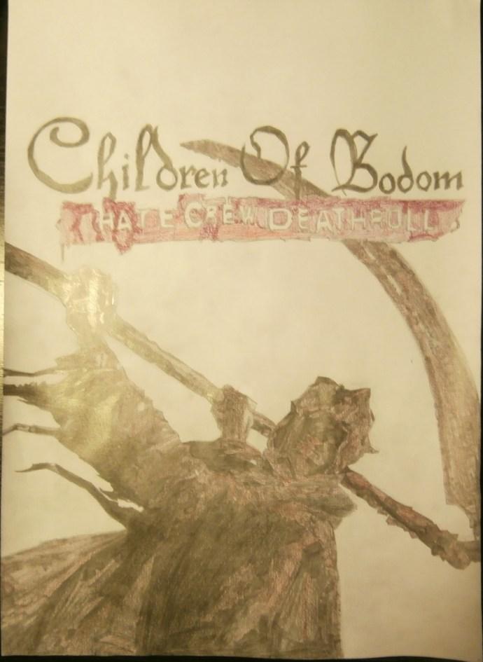 Hat Crew Deathroll (Children of Bodom)