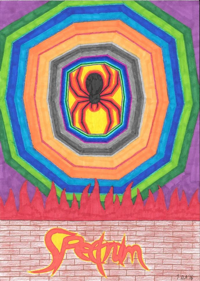 Spectrum (cover)