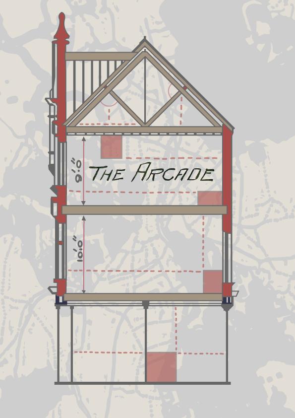 Old arcade design 2