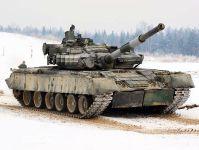 T-80 tank