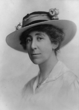 Rep. Jeannette Rankin of Montana