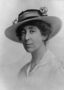 Rep. Jeannette Rankin of Montana
