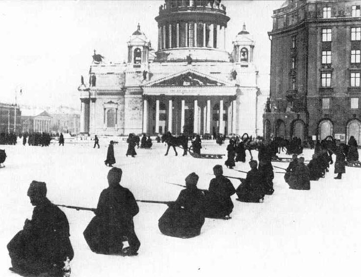 March 11, 1917 — The situation is serious. The capital is in a state of anarchy.