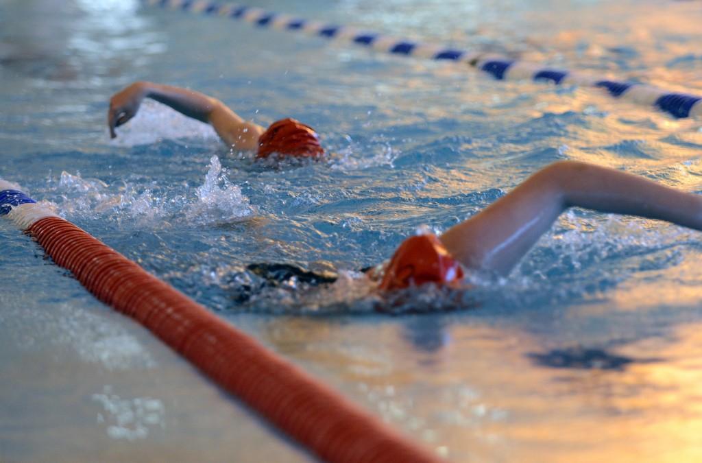 Swim photo