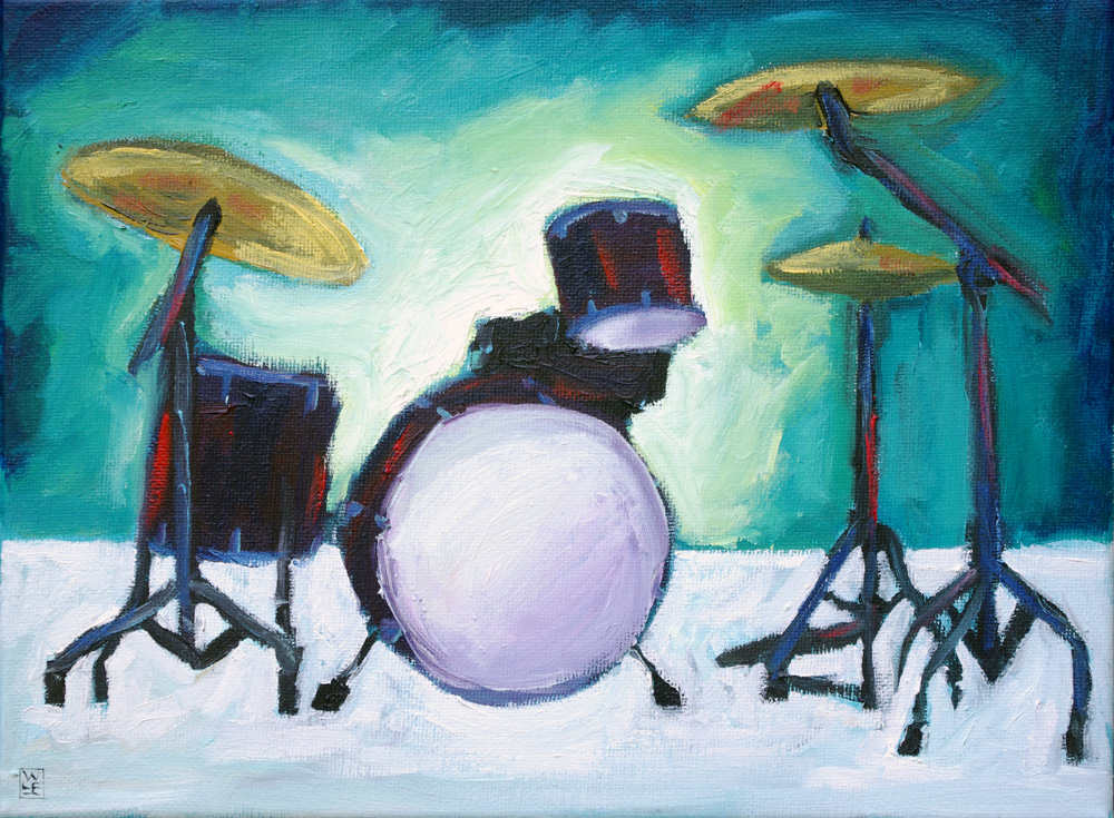 Jazz-art-painting-Will-Eskridge