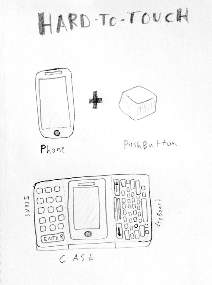 Phone Case Humor Sketch Will Eskridge