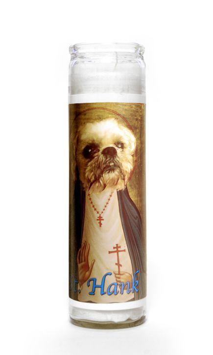 St. Hank Prayer Candle