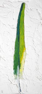 Ring-necked-Parakeet-Feather-animal-artist-art-painting-wildlife-Will-Eskridge-web