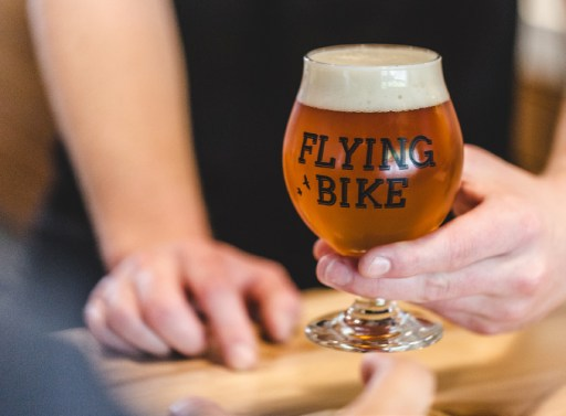 Flying Bike Coop Brewery