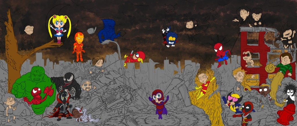 comic-with-all-characters-color-progress1