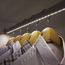 Artisan LED Wardrobe Rail