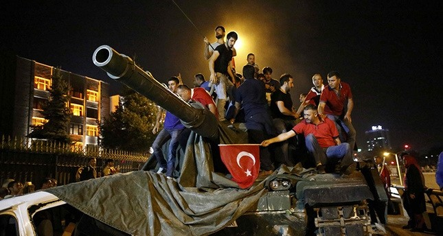 Turkish Coup 2016