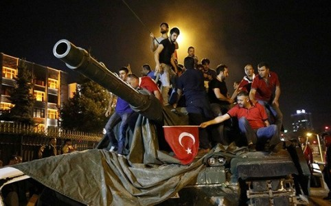 Turkish Coup 2016