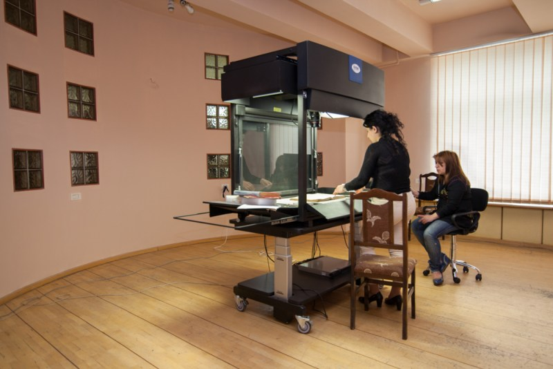 National Library of Armenia Digitization_WilliamBairamian.me