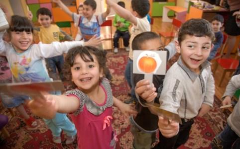Shengavit Kindergarten Schoolkids_WilliamBairamian.me