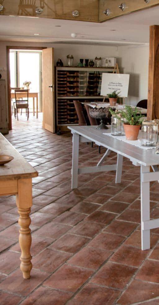 Floor Tiles William Blyth