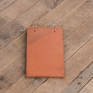 Natural Red Plain Tile
