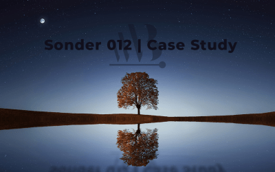 Sonder 012 | Case Study