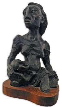 Mother and Child-1952