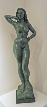 Standing Nude - 1958