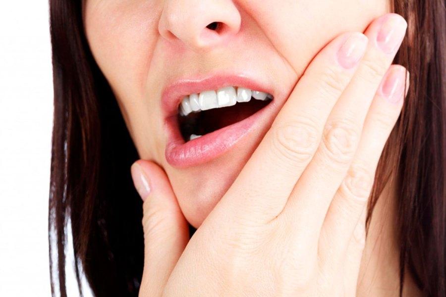 ¿Qué hacer si se me traba la mandíbula?
