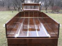 Image of 1896 Daimler Truck Bed
