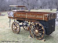 Image of left side of 1896 Daimler Truck