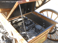 photo of Engine of 1894 Duryea
