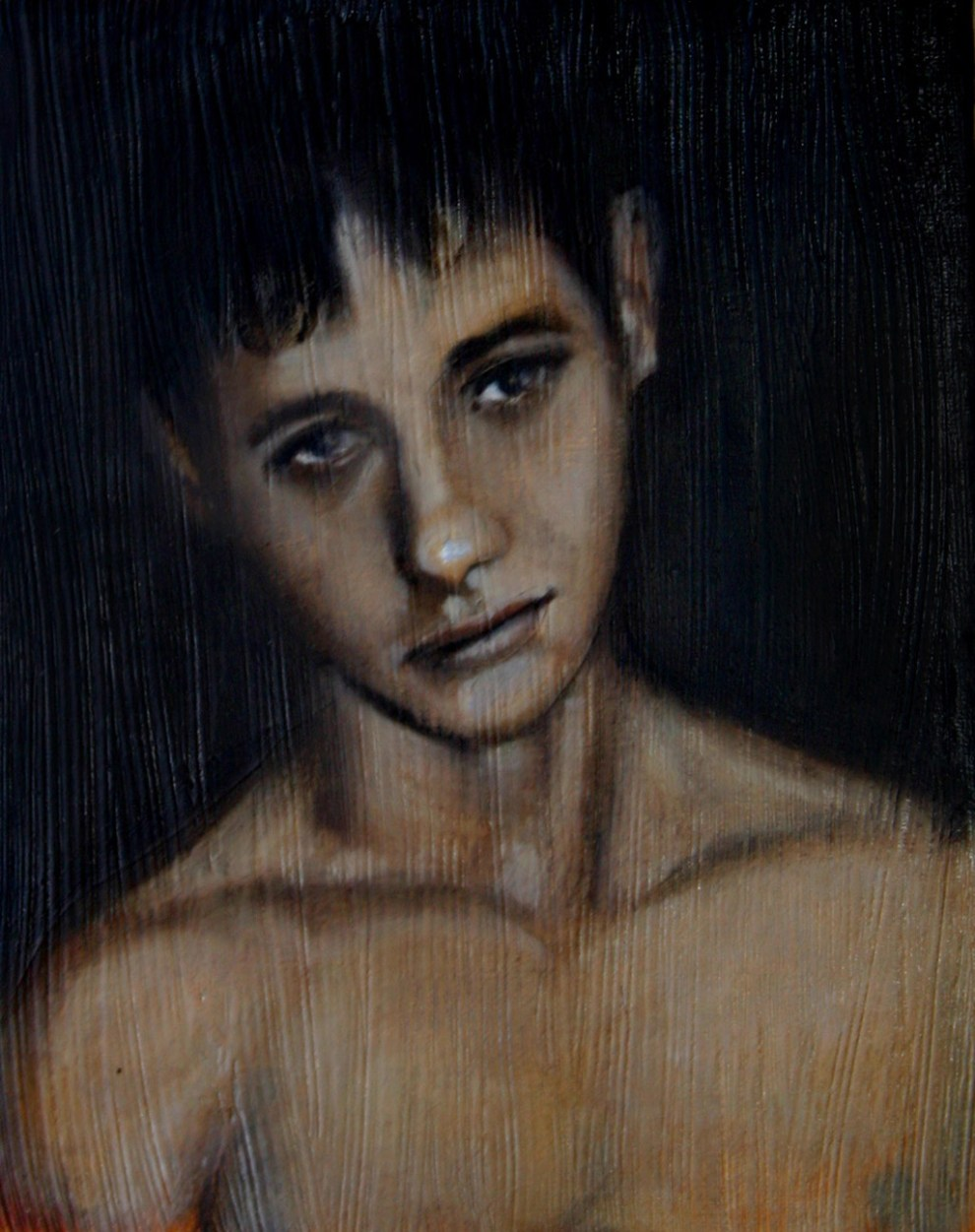 Portrait of Anton, 2005