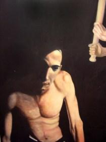 Saint Sebastian (Portrait of Tyrone), 2003