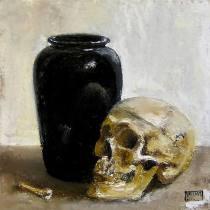 Vanitas Ash and Bone, 2008