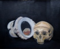 Vanitas Reflection, 2008