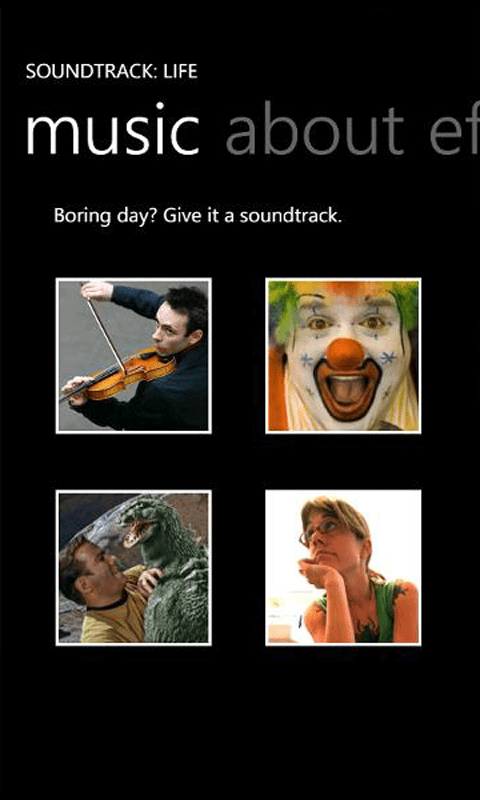 Soundtrack: Life - give your life a soundtrack