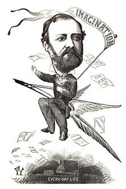 William Horberg: Cousin Marion, 1878
