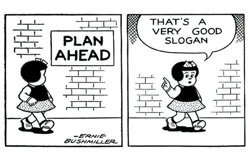 William Horberg: Always Plan Ahead