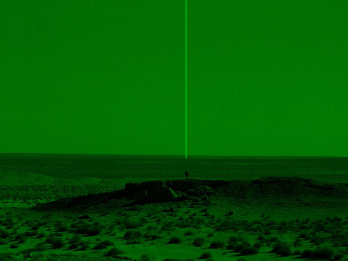 This is the real reason night vision goggles are green