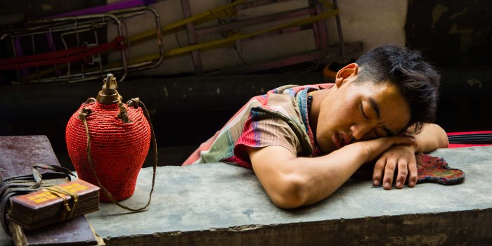 Why napping on the job is good