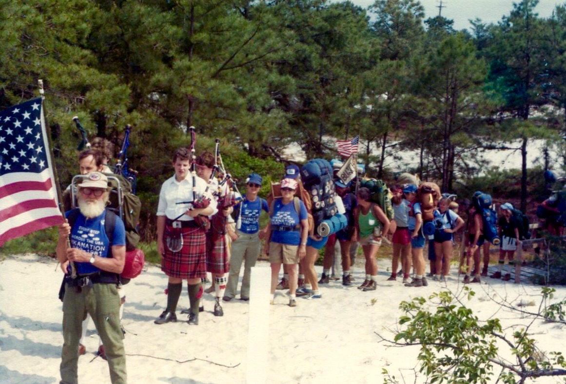 HikaNation: Hiking Across America