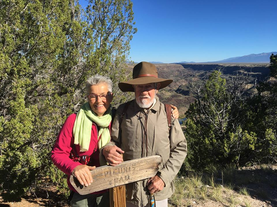 Sunday Hike in Taos, New Mexico