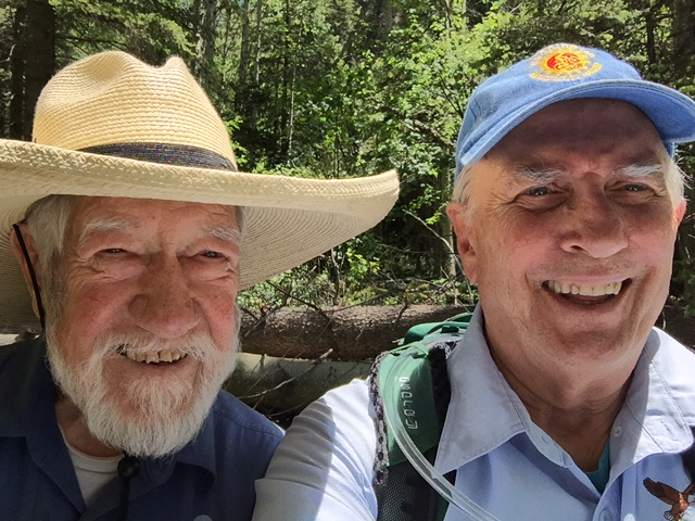Four Tips for How Geezers Can Find Their Most Comfortable Hiking Pace