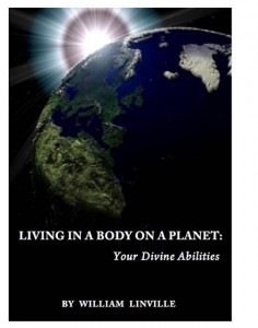 Book Cover - Living In A Body On A Planet