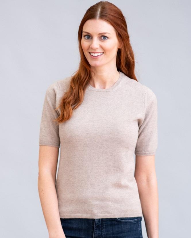 charlotte short sleeved